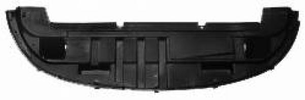 cache sous moteur partie avant pour renault clio 3 de 04 2009 a 10 2012. Black Bedroom Furniture Sets. Home Design Ideas
