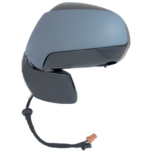 retroviseur gauche electrique chauffant avec rabattement electrique pour citroen c3. Black Bedroom Furniture Sets. Home Design Ideas