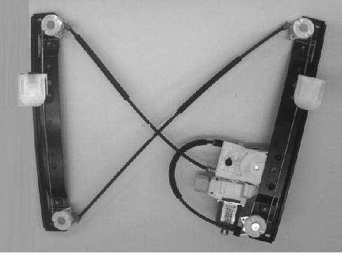 leve vitre arriere gauche electrique avec moteur fonction confort pour ford s max a partir. Black Bedroom Furniture Sets. Home Design Ideas